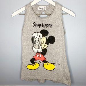 Disney Mickey Snap Happy Tank